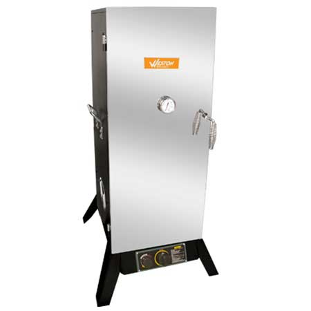"Weston 36"" Outdoor Propane Smoker"